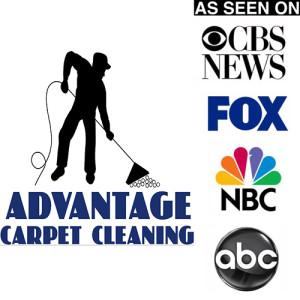 Advantage Carpet Cleaning Citation Logo